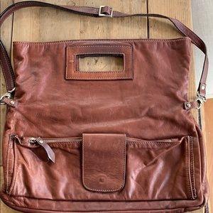 Florence Market Leather Shoulder/Crossbody Bag